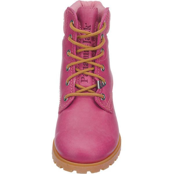 PANAMA JACK, PANAMA JACK Panama pink 03 Colours B2 Stiefeletten, pink Panama  Gute Qualität beliebte Schuhe e6ae33