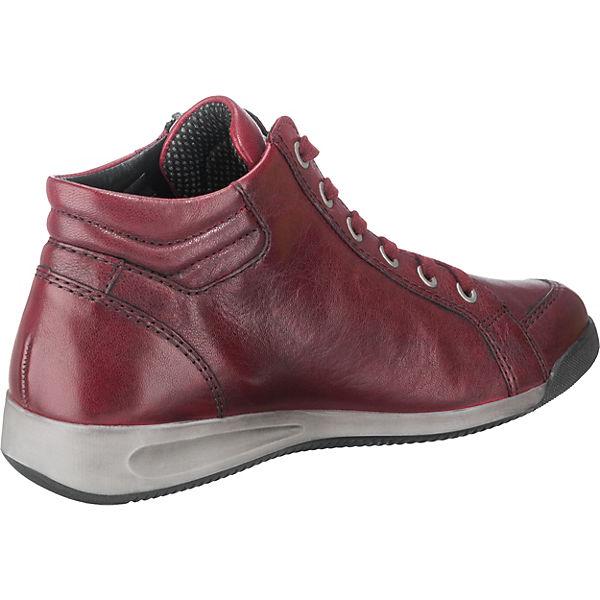 ara,  ROM Sneakers High, rot  ara, Gute Qualität beliebte Schuhe 9f7229
