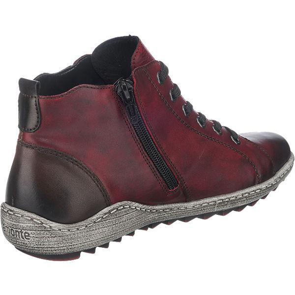 remonte remonte Qualität Stiefeletten rot-kombi  Gute Qualität remonte beliebte Schuhe e2b35f