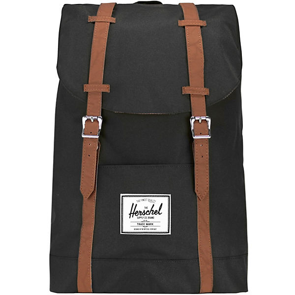 Herschel Herschel Retreat Backpack Rucksack 42 cm Laptopfach schwarz