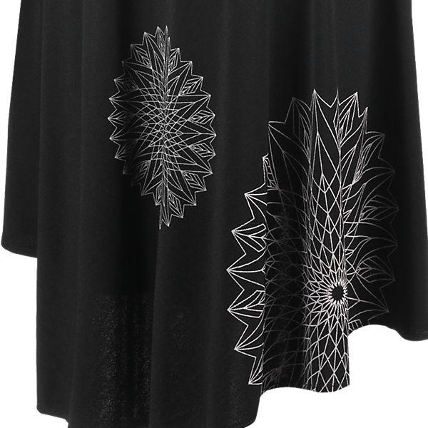 schwarz schwarz Desigual Jerseykleid Jerseykleid Desigual schwarz Desigual Jerseykleid Jerseykleid Desigual zxdqRw77FI