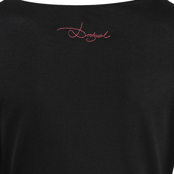 schwarz schwarz Jerseykleid Jerseykleid Desigual Desigual Jerseykleid schwarz schwarz Desigual Desigual Jerseykleid PvfwPqrx