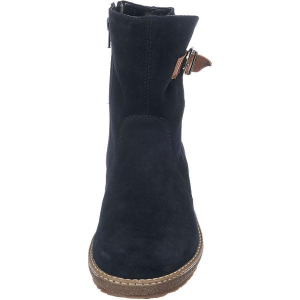 WALDLÄUFER, dunkelblau WALDLÄUFER Hoja Stiefel weit, dunkelblau WALDLÄUFER,  Gute Qualität beliebte Schuhe f2e470