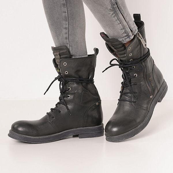 REPLAY EVY Biker Boots Boots Boots schwarz  Gute Qualität beliebte Schuhe 017942