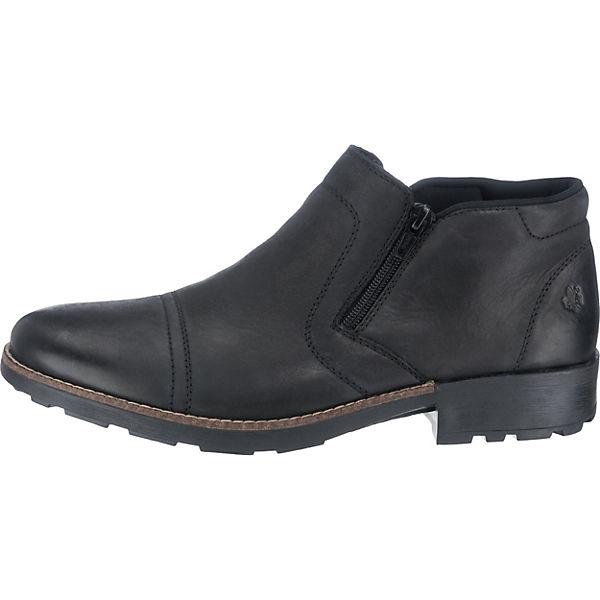rieker, rieker, rieker, Winterstiefeletten, schwarz  Gute Qualität beliebte Schuhe 959d98