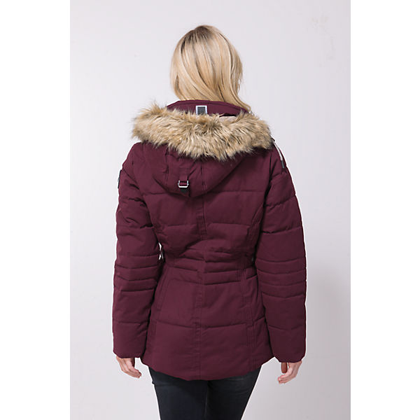 Funktionsjacke G A G in by Daunenoptik DX killtec Adda Casual bordeaux I O005Eqw