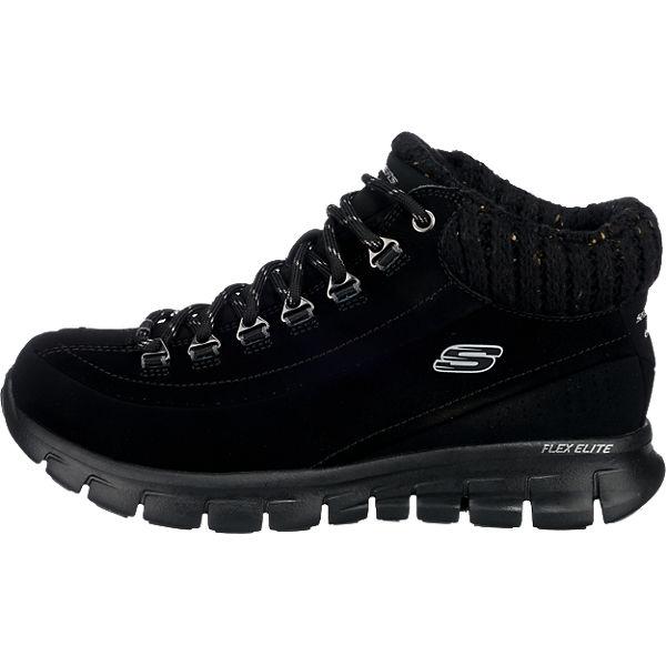 SKECHERS, SKECHERS SynergyWinter Nights Stiefeletten, Schuhe schwarz Gute Qualität beliebte Schuhe Stiefeletten, ddf402