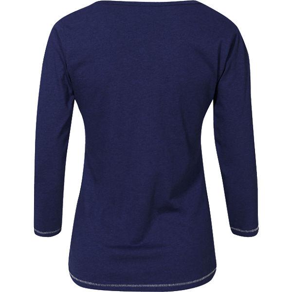 blue Arm 3 Shirt 4 blau rPqwrX6W