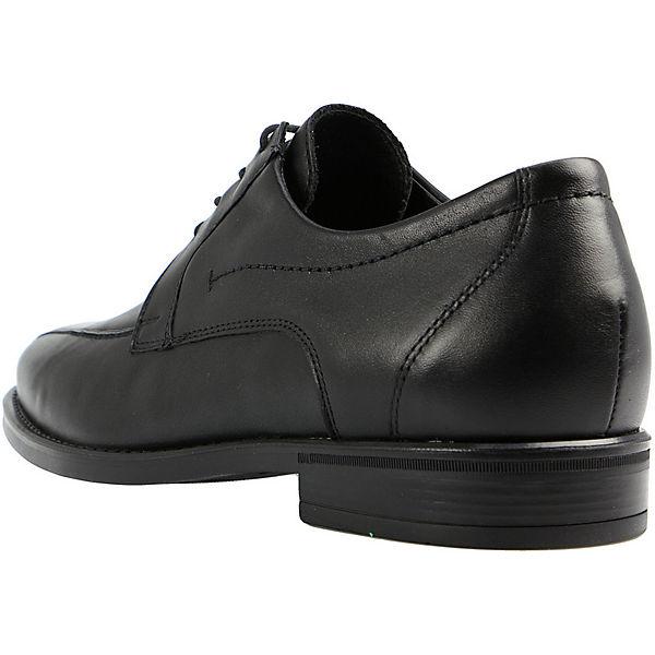 WALDLÄUFER WALDLÄUFER Halbschuhe schwarz  Gute Qualität beliebte Schuhe