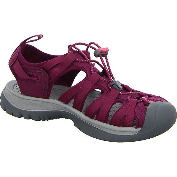 KEEN KEEN Sandaletten bordeaux