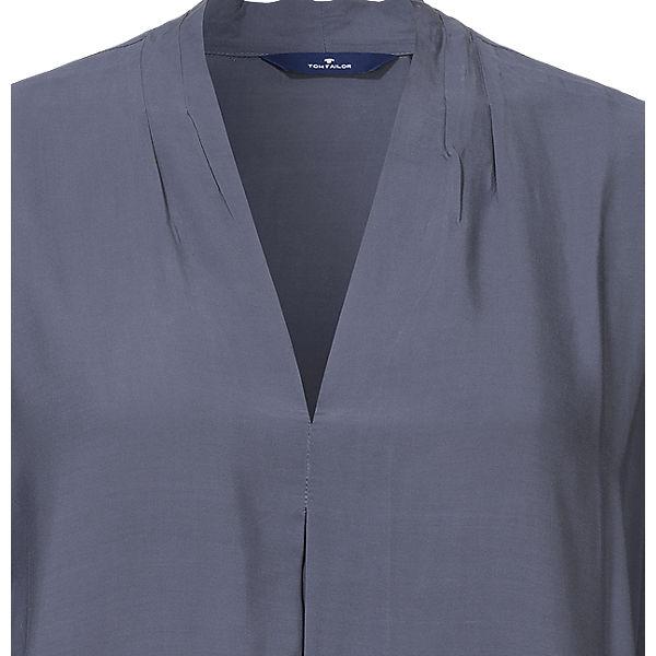 TOM TAILOR TOM Bluse TAILOR blau TOM blau Bluse Bluse TAILOR blau gqYPZp8x