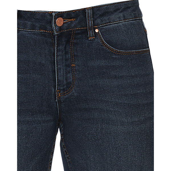 VILA Slim denim blue Jeans dark rax5rq
