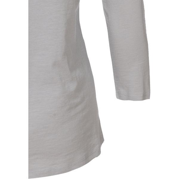 3 Arm ESPRIT hellgrau 4 Shirt fwxUqH