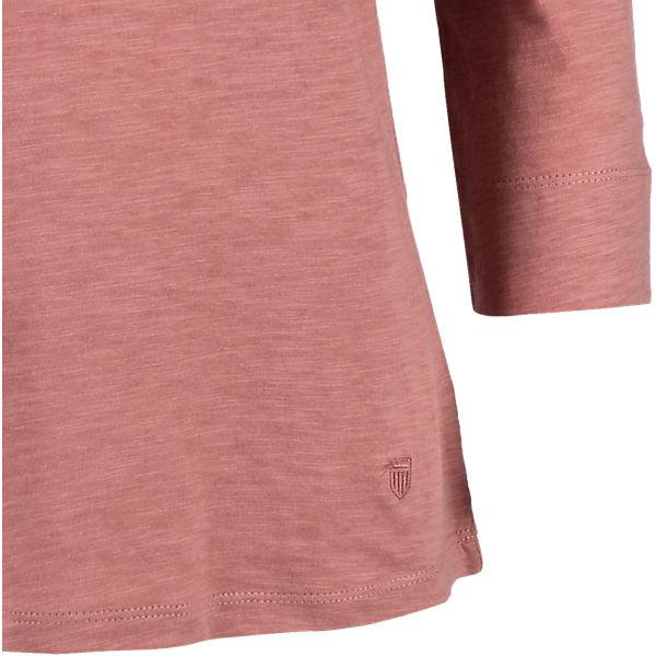 BASEFIELD rot 3 Shirt 4 Arm wxn1ZxBCa