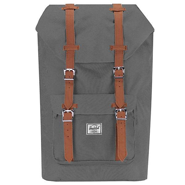 Herschel Herschel Little America Backpack Rucksack 52 cm Laptopfach grau