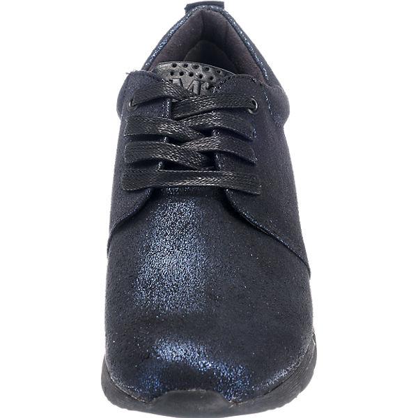 MARCO TOZZI MARCO TOZZI Osso Sneakers dunkelblau