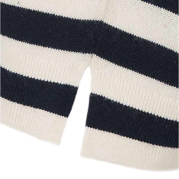 blau weiß DENIM blau Pullover DENIM HILFIGER HILFIGER Pullover YFUWq0P