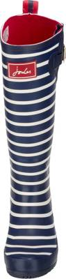 ... Tom Joule Printed Welly Gummistiefel blau/weiß ...