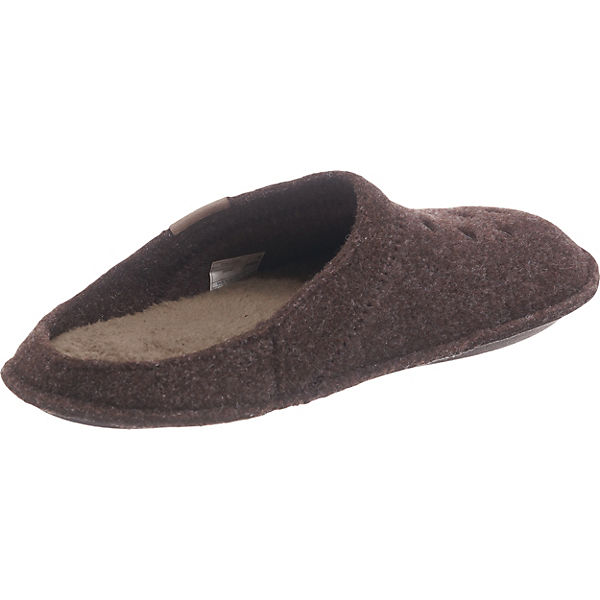 crocs crocs Pantoffeln braun Classic Slipper Classic aarqRwPp