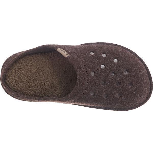 Pantoffeln crocs crocs Classic braun Classic Slipper Slipper Pantoffeln q7g4YY