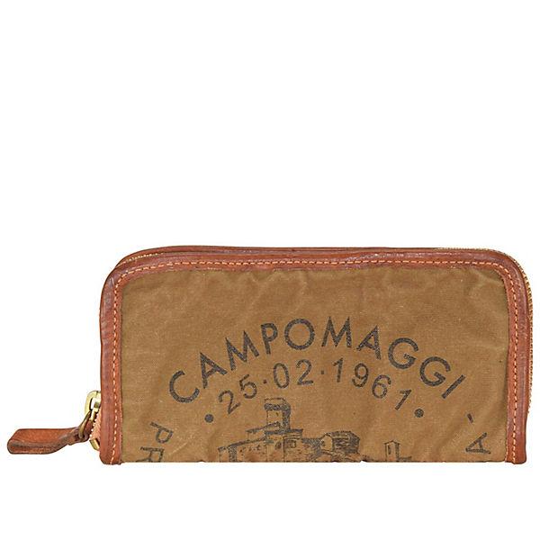Campomaggi Campomaggi Biancospino Donna Geldbörse 21 cm braun