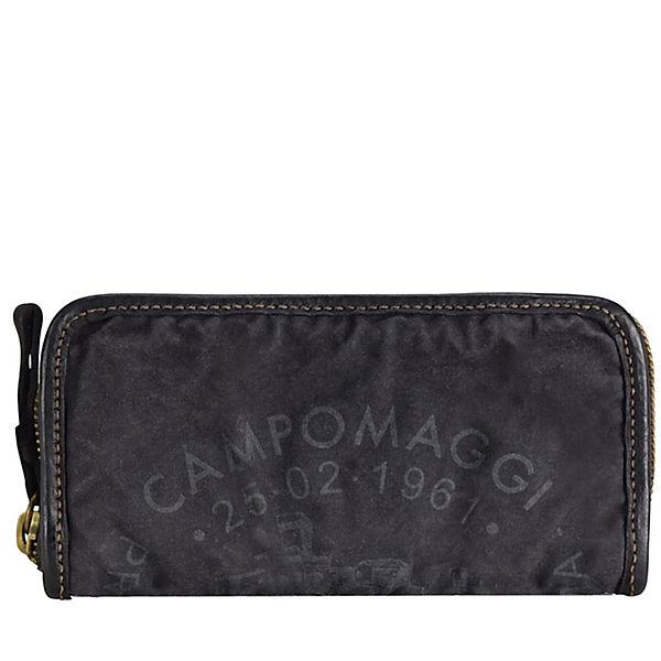 Campomaggi Campomaggi Biancospino Donna Geldbörse 21 cm schwarz