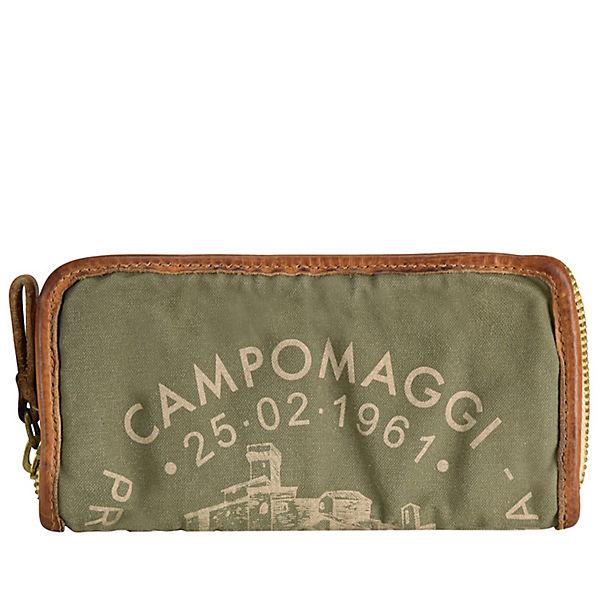 Campomaggi Campomaggi Geldbörse 21 cm beige