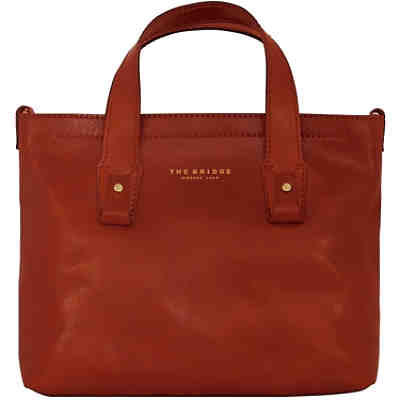 The Bridge Sfoderata Luxe Donna Shopper Leder 29 cm