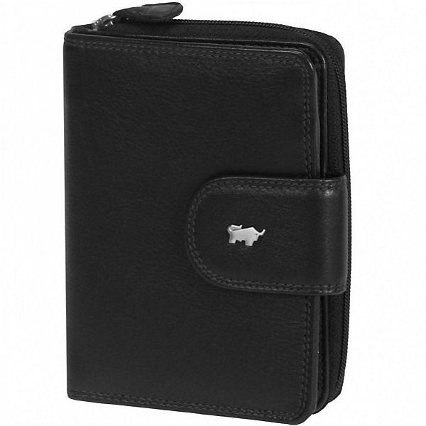 Braun Büffel Braun Büffel Golf Geldbörse Leder 10 cm schwarz