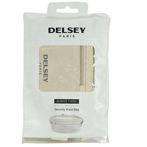Delsey Delsey Accessoires Gürteltasche 33 cm beige
