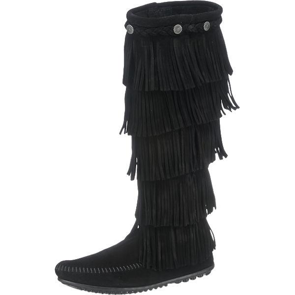 Minnetonka Minnetonka Stiefel schwarz