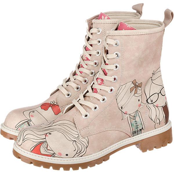 Shoes Stiefel Dogo Old Friends mehrfarbig Klassische My gx7w70O