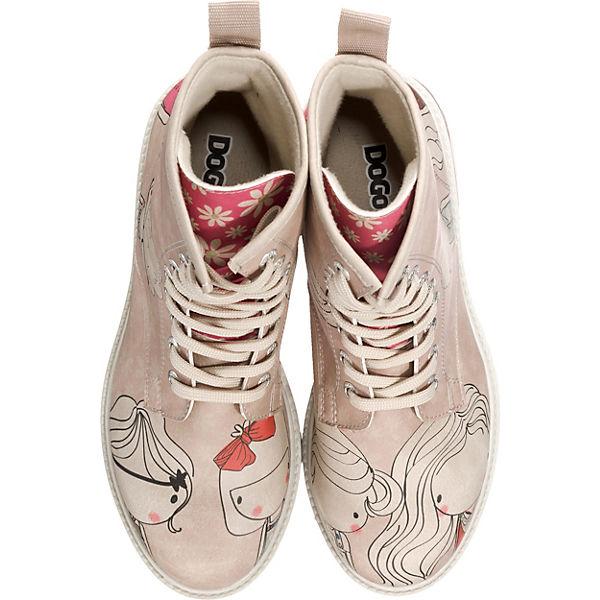 Dogo Shoes, My Old Friends Klassische Qualität Stiefel, mehrfarbig  Gute Qualität Klassische beliebte Schuhe bd6d0e