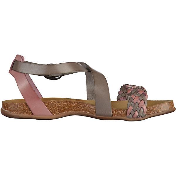 KicKers KicKers Sandaletten grau-kombi