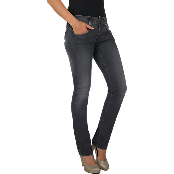 Jeans Gen black denim Straight Pepe Jeans Bdpwq0dC