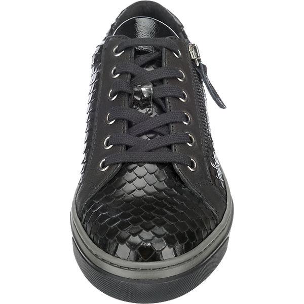 Tine's, Tine's Gute Halbschuhe, schwarz  Gute Tine's Qualität beliebte Schuhe ea2235