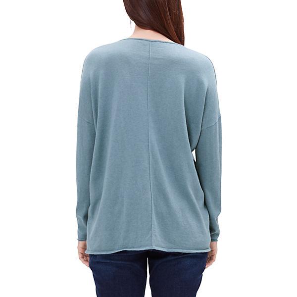 TRIANGLE Pullover blau Pullover TRIANGLE blau TRIANGLE 1wqPBxRt