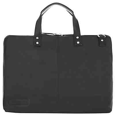 Plevier 800er Serie Business Shopper Tasche 40 cm Laptopfach