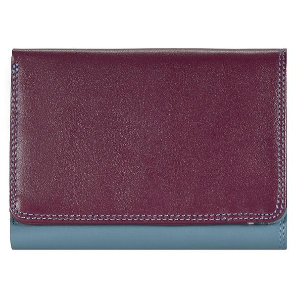 Mywalit fold Tri 11 Mehrfarbig Leder Cm Geldbörse Wallet Medium CtshQdr