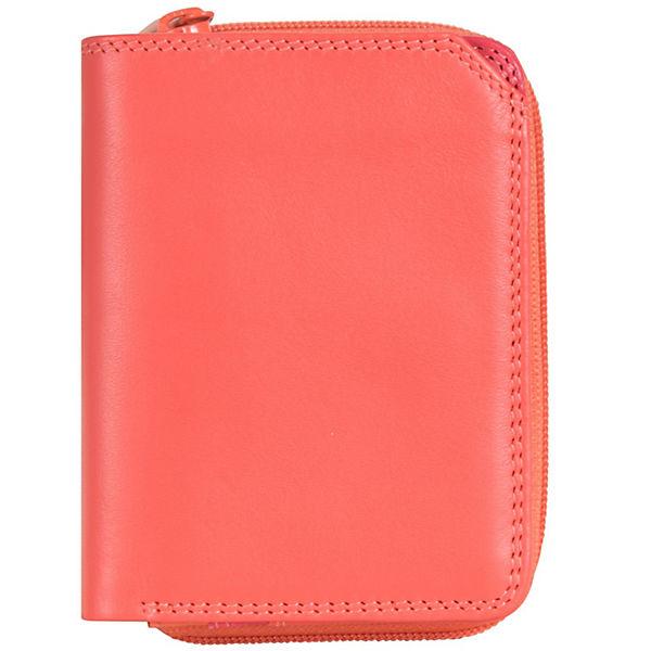 Mywalit Mywalit Small Wallet Geldbörse Leder 10 cm mehrfarbig