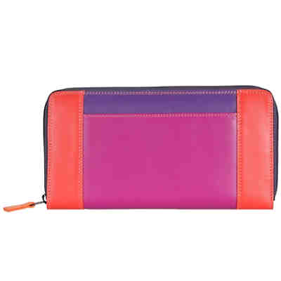 Mywalit Zip Around Purse Geldbörse Leder 19 cm