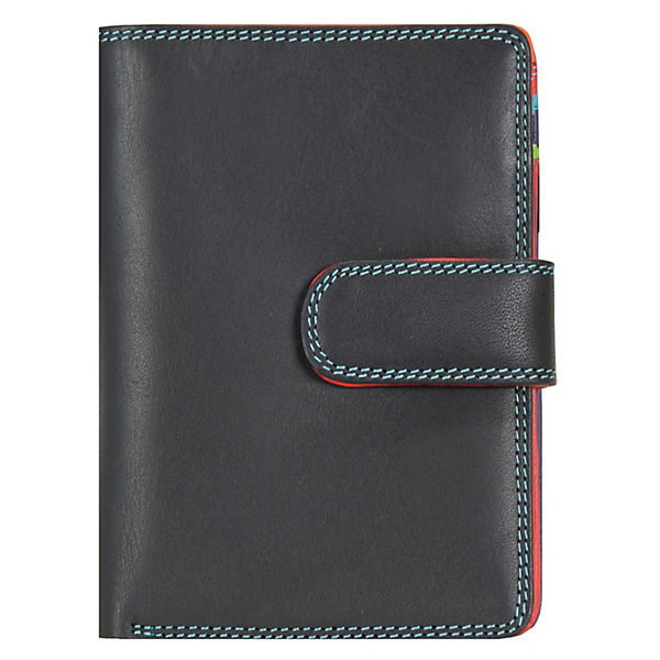 Mywalit Medium Snap Wallet Geldbörse Leder 13 cm