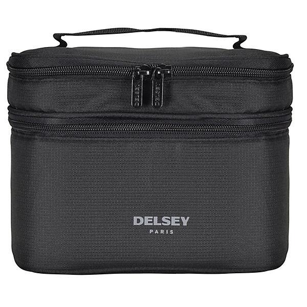 Delsey Delsey Accessoires Beautycase 21 cm schwarz