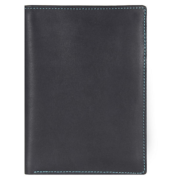 Mywalit Mywalit Continental Wallet Geldbörse Leder 13 cm mehrfarbig