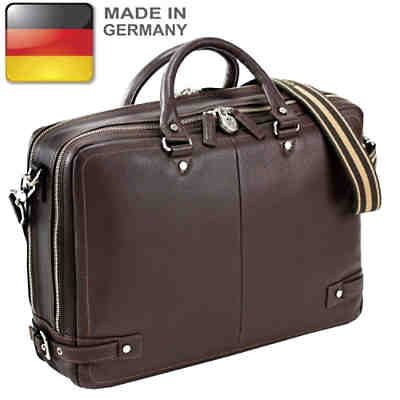 PICARD Origin Aktentasche Leder 41 cm Laptopfach