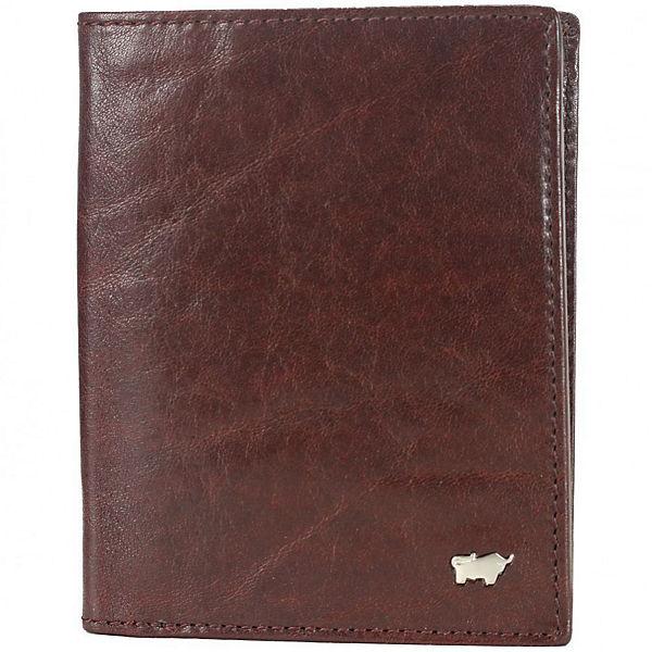 Braun Büffel Braun Büffel Basic Geldbörse Leder 10 cm braun