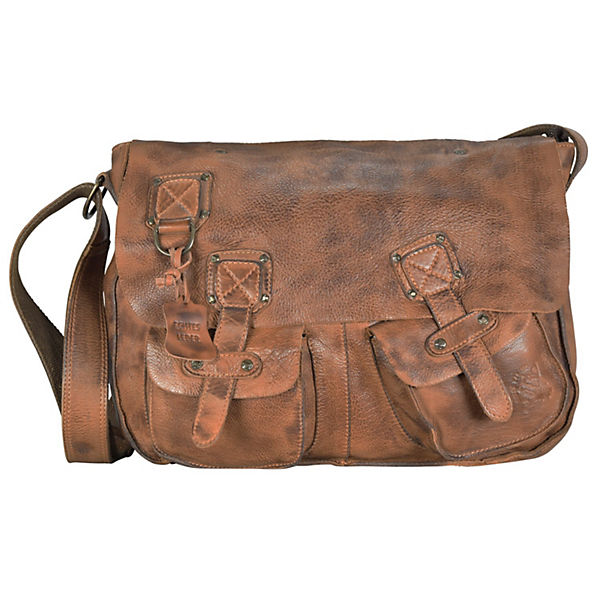 Billy the Kid Panamerica Messenger Bag Leder 40 cm