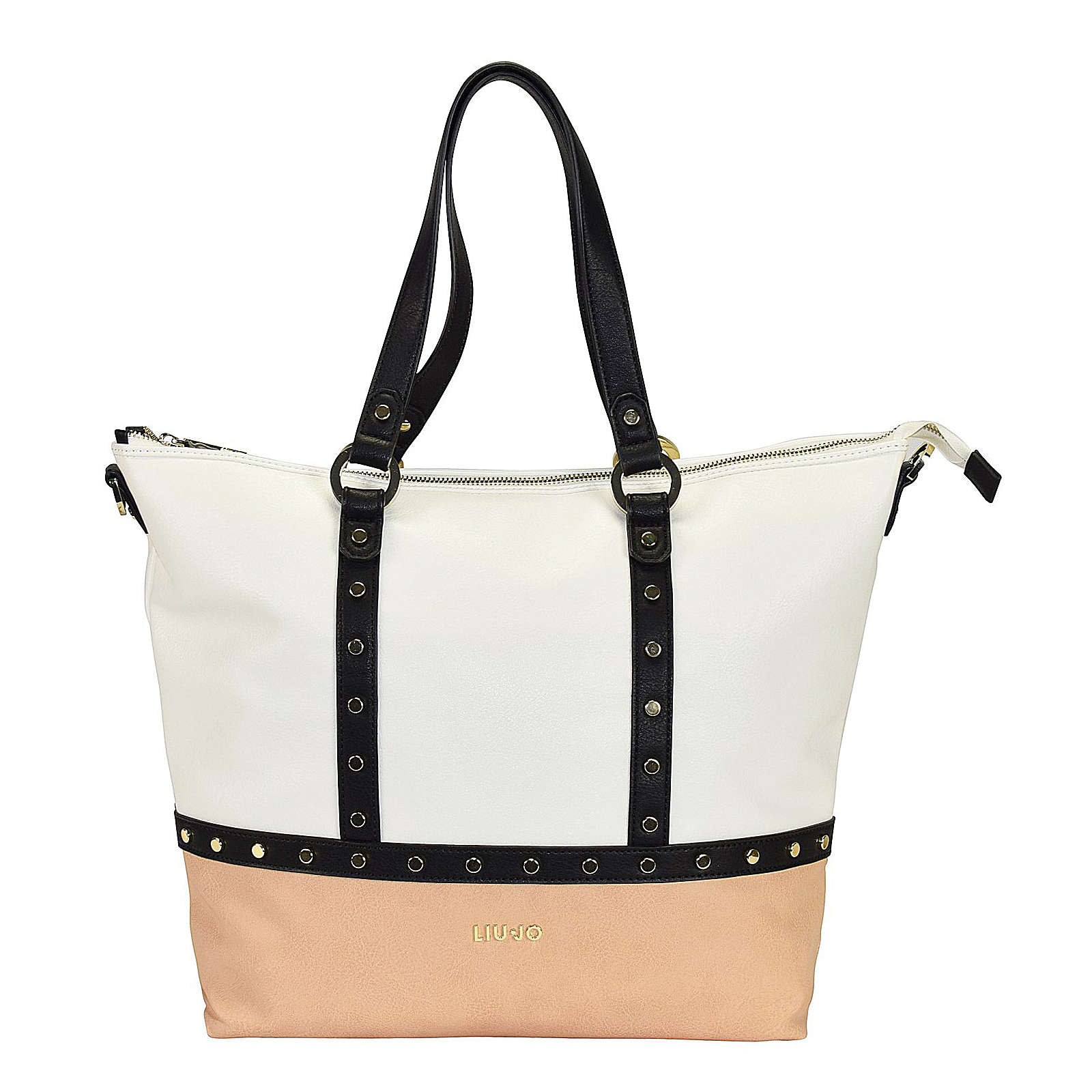 LIU JO Shopping Orizzontal Shopper Tasche 32 cm...