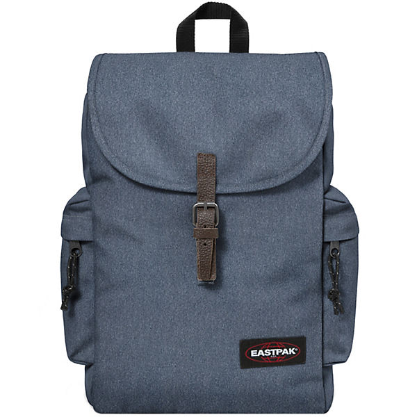 EASTPAK EASTPAK Authentic Collection Austin Rucksack 42 cm Laptopfach blau