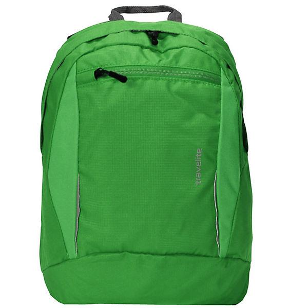 Travelite Travelite Basics Rucksack 35 cm grün